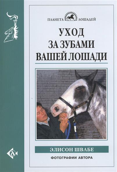 Уход за зубами вашей лошади