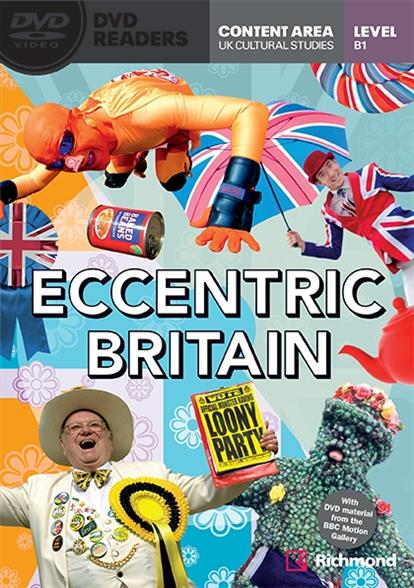 цена на Smith R. Essentric Britain. Level B1 (+DVD)