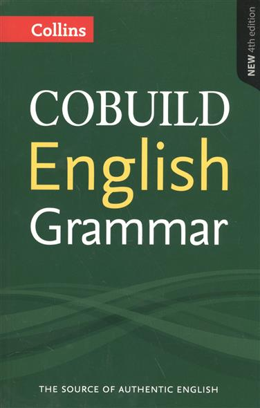 COBUILD English Grammar  cobuild elementary english grammar
