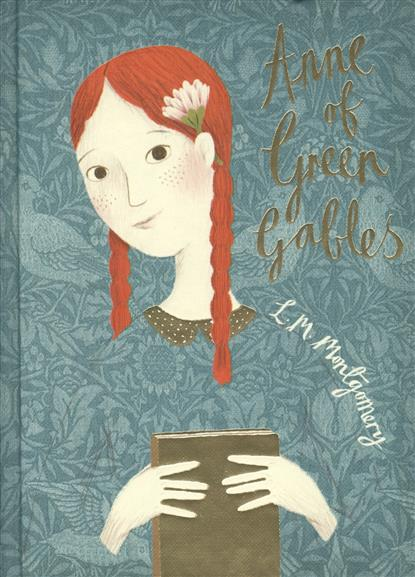 Montgomery L.M. Anne of Green Gables  color the classics anne of green gables a coloring book visit to avonlea