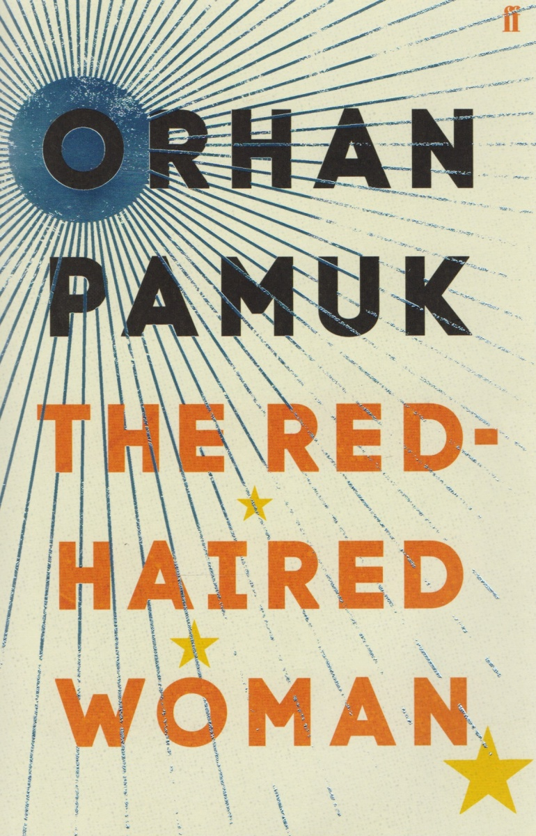 Pamuk O. The Red-Haired Woman pamuk o the museum of innocence