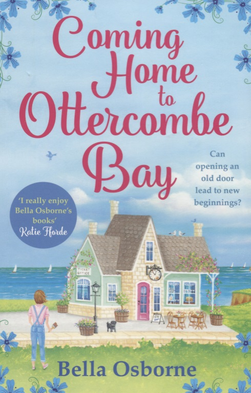 Osborne B. Coming Home to Ottercombe Bay map3301c