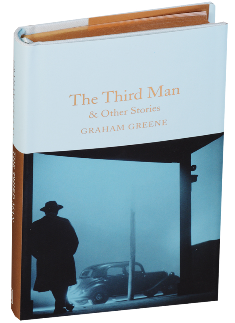 Greene G. The Third Man and Other Stories lodge d the man who wouldn t get up and other stories