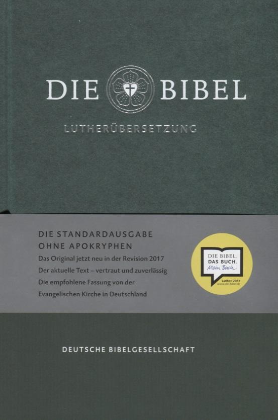Die Bibel. Lutherubersetzung / Библия