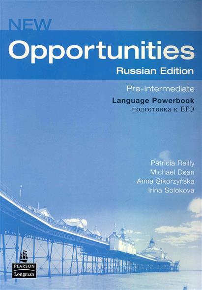 New Opportunities Pre-Intermediate LPB