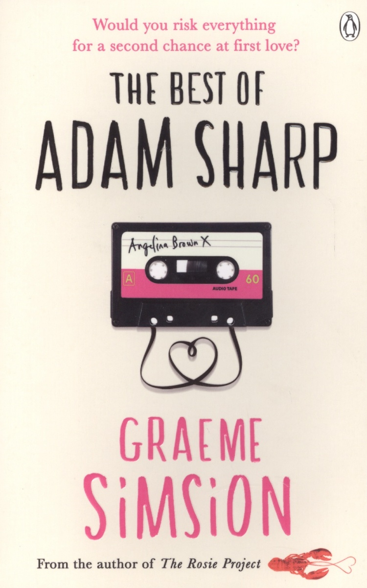 Simsion G. The Best of Adam Sharp cat