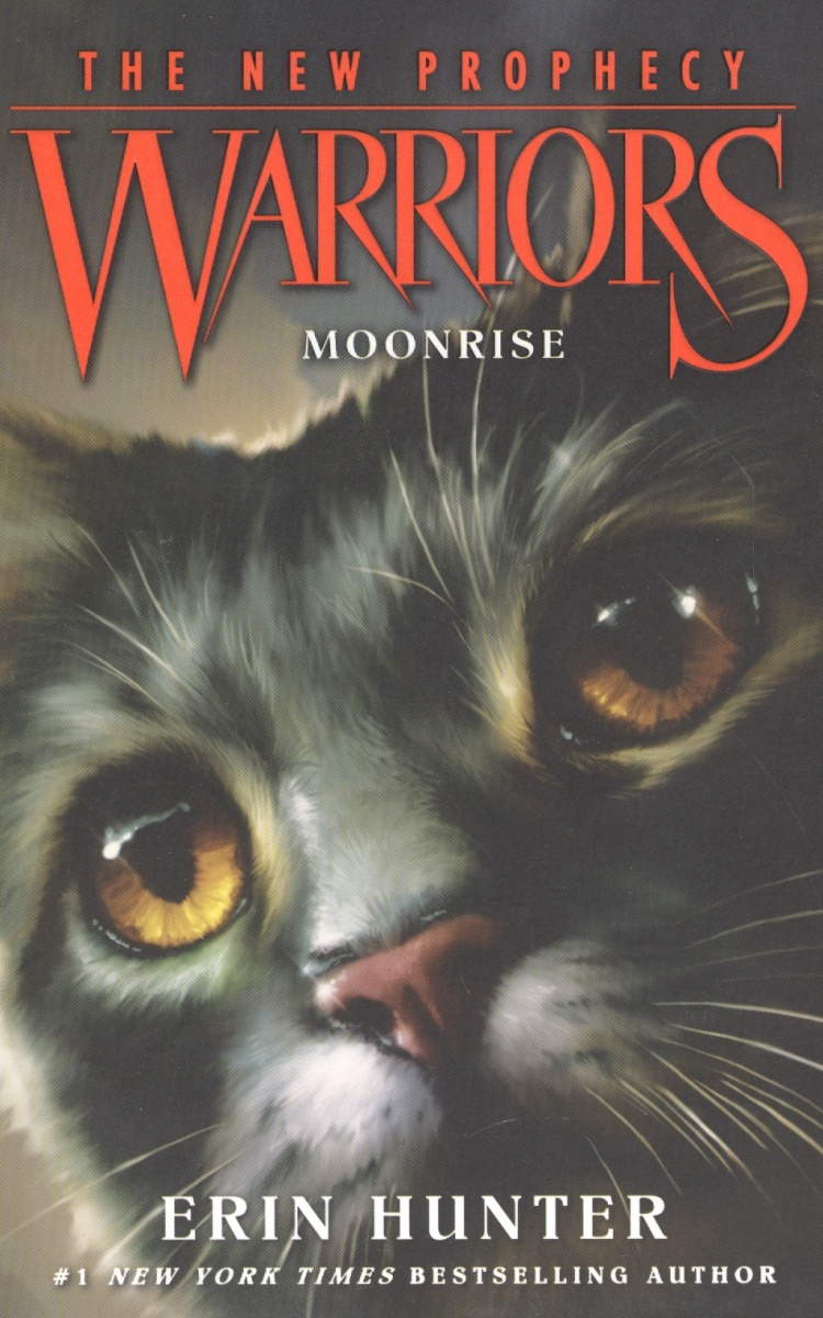 Hunter Е. Warriors: The New Prophecy #2: Moonrise  secret warriors the complete collection volume 1