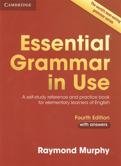 Murphy R. Essential Grammar in Use. With answers murphy r english grammar in use with answers and cd rom fourth edition
