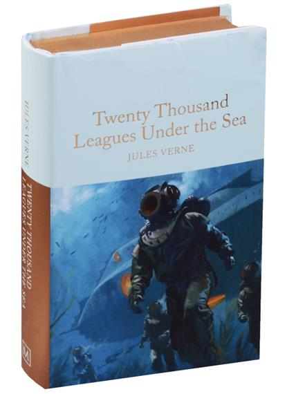 Verne J. Twenty Thousand Leagues Under the Sea verne j around the world in 80 days reader книга для чтения