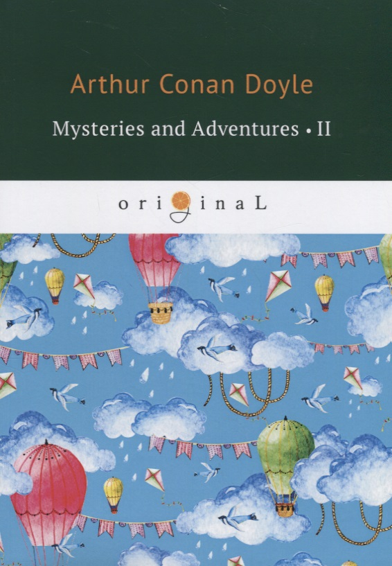 Doyle A. Mysteries and Adventures II купить в Москве 2019