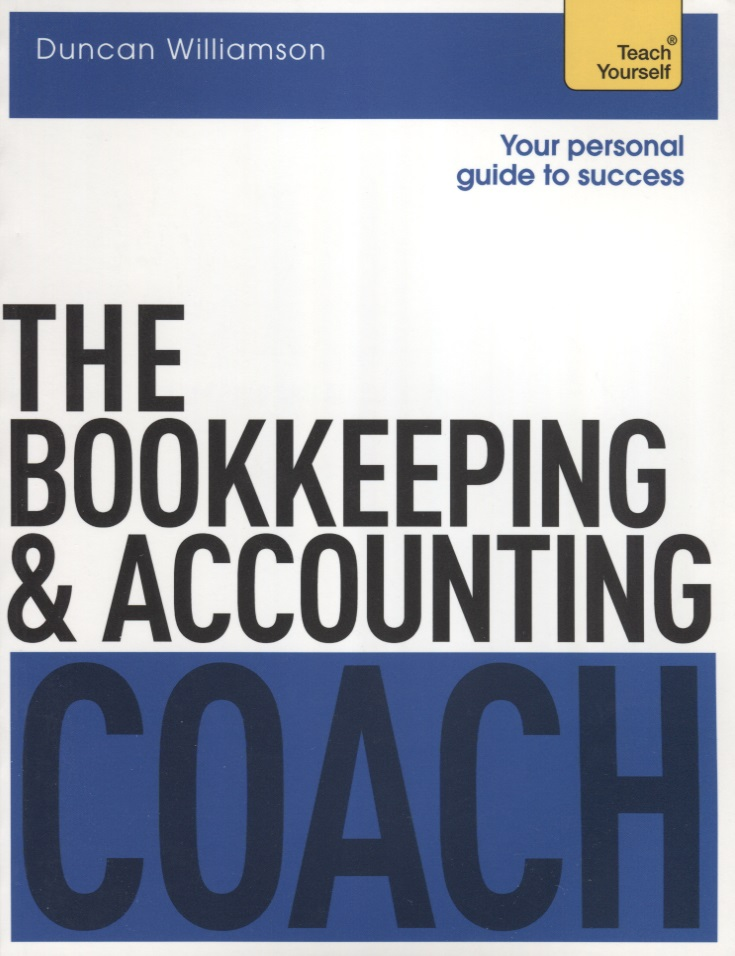 Williamson D. The Bookkeeping and Accounting Coach кабель микрофонный schulz kabel cod 15