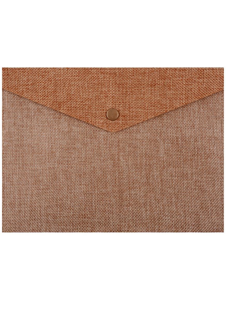 Папка-конверт на кнопке