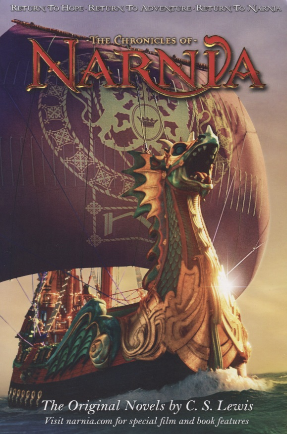 Lewis C. The Chronicles of Narnia lewis c the chronicles of narnia