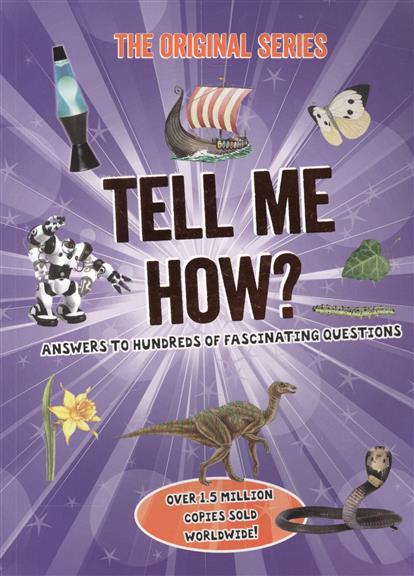 Tell Me How? ISBN: 9780753728437 tell me who