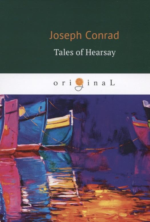 Conrad J. Tales of Hearsay торшер markslojd conrad 106324