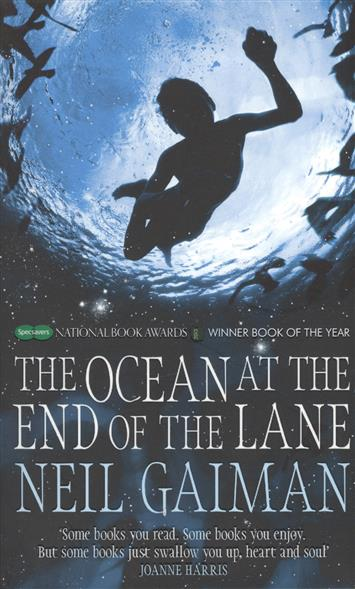 Gaiman N. The Ocean at the End of the Lane флейта the ocean of music