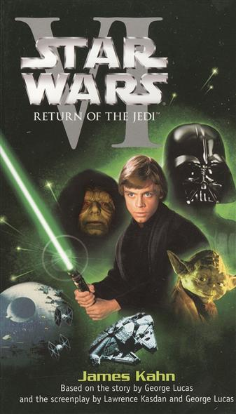 Kahn J. Star Wars. Episode VI: Return of the Jedi dark journey star wars the new jedi order
