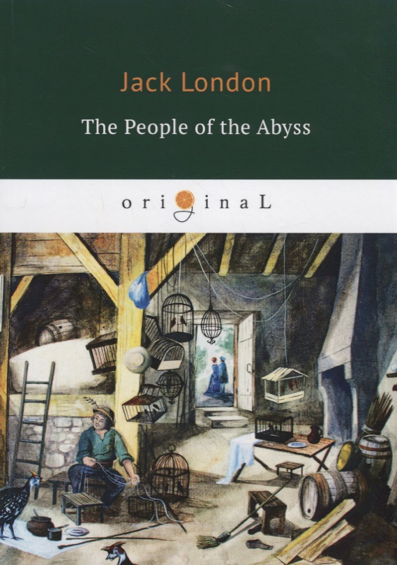 London J. The People of the Abyss jack london the people of the abyss