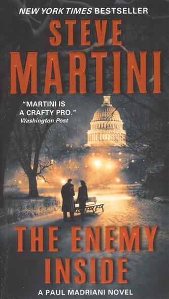 Martini S. The Enemy Inside ISBN: 9780062328953 the enemy the enemy music for the people