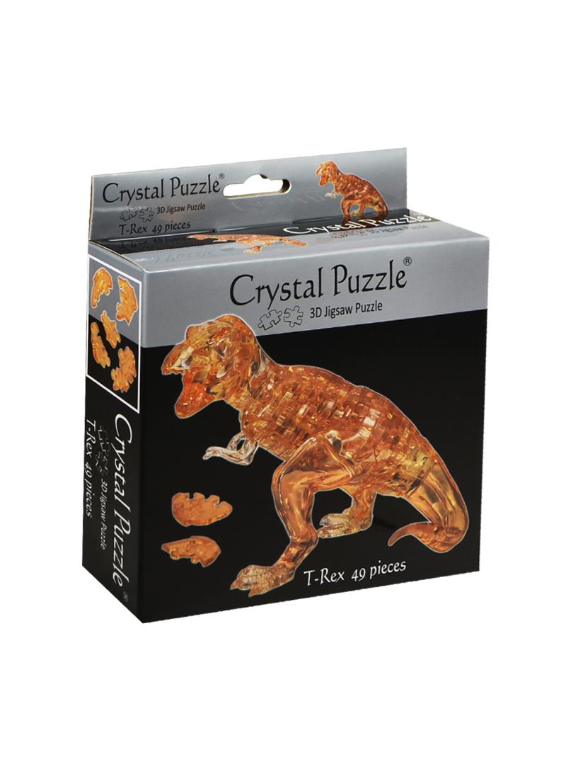 3D головоломка Динозавр T-Rex (90234) (ИП Моисеенко)