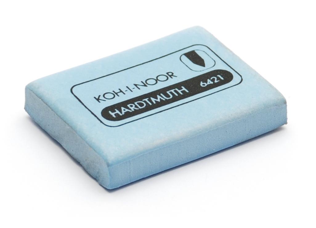 Ластик-клячка голубой, KOH-I-NOOR