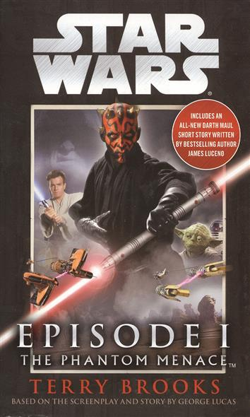 Brooks T. Star Wars. Episode I. The Phantom Menace louise brooks detective