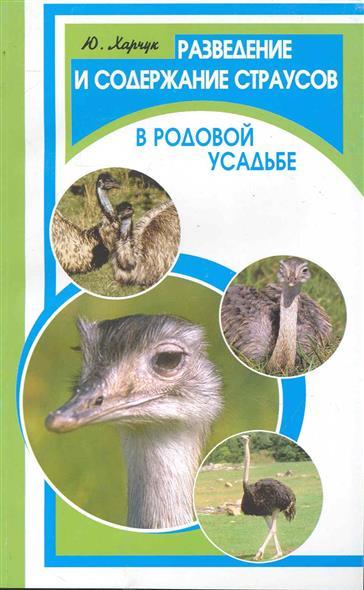 Разведение и содержание страусов в родовой усадьбе