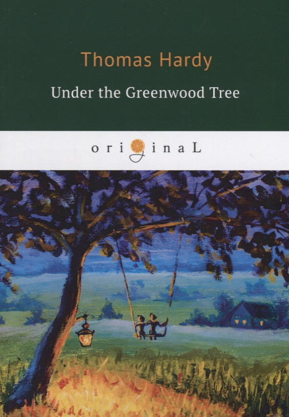 Hardy T. Under the Greenwood Tree jonny greenwood jonny greenwood the master lp cd