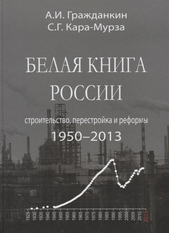 Гражданкин А., Кара-Мурза С. Белая книга России. Строительство, перестройка и реформы 1950-2013
