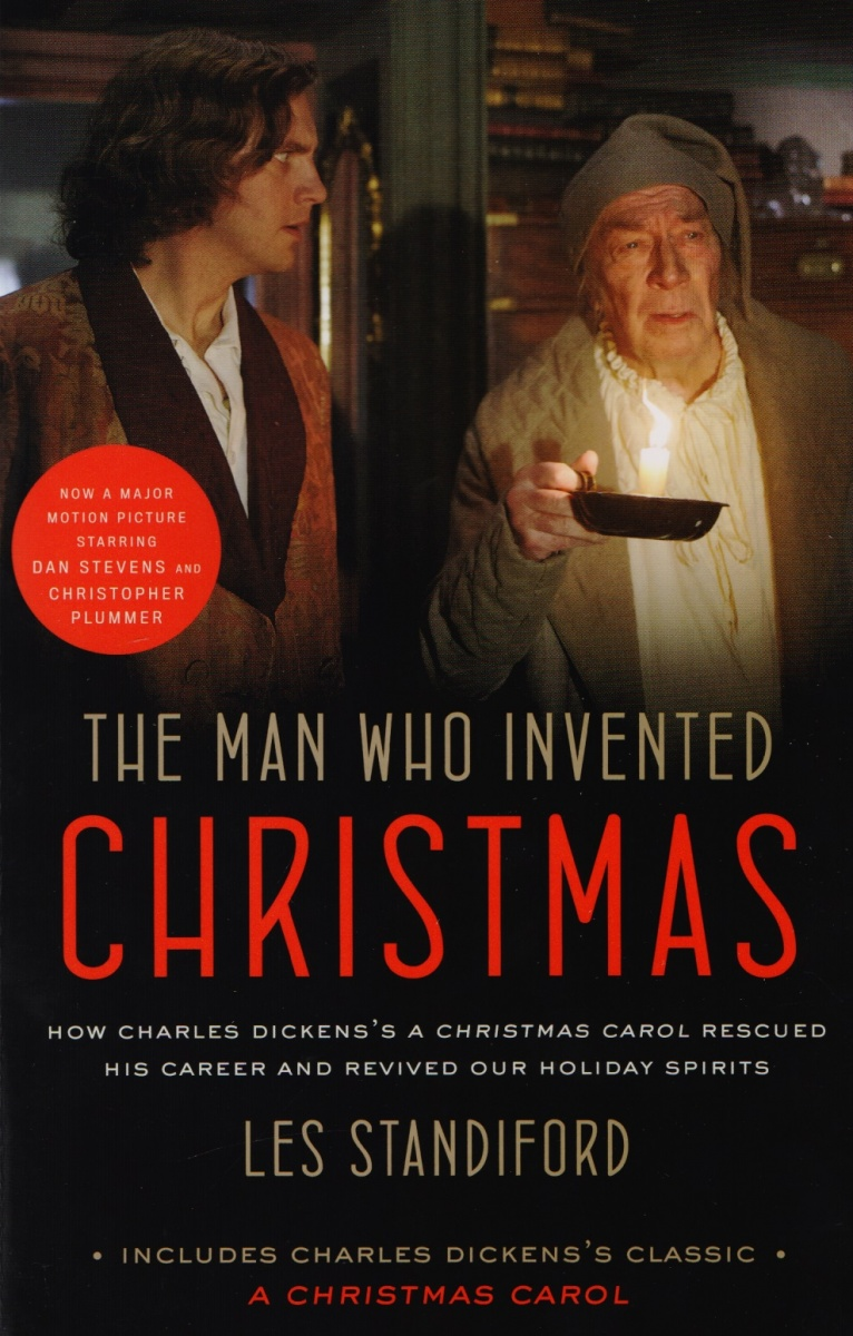 Standiford L. The Man Who Invented Christmas pilate the biography of an invented man