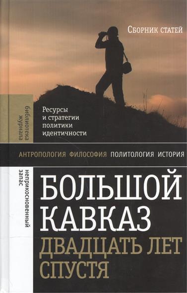 Большой Кавказ двадцать лет спустя. Ресурсы и стратегии политики идентичности. Сборник статей