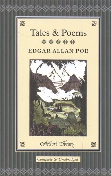 Poe E. Tales & Poems tall tales