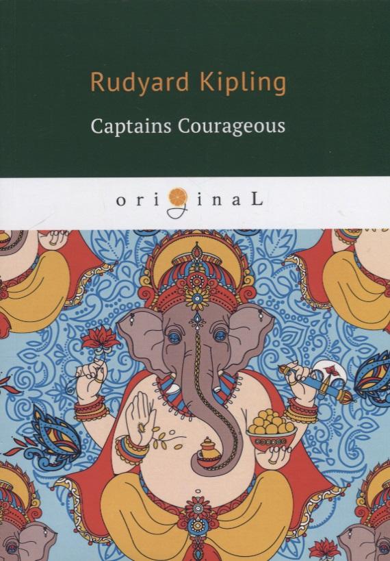 Kipling R. Captains Courageous цена