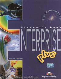 Evans V., Dooley J. Enterprise Plus. Student`s Book. Pre-Intermediate (+2CD) ISBN: 9781843258124 цена