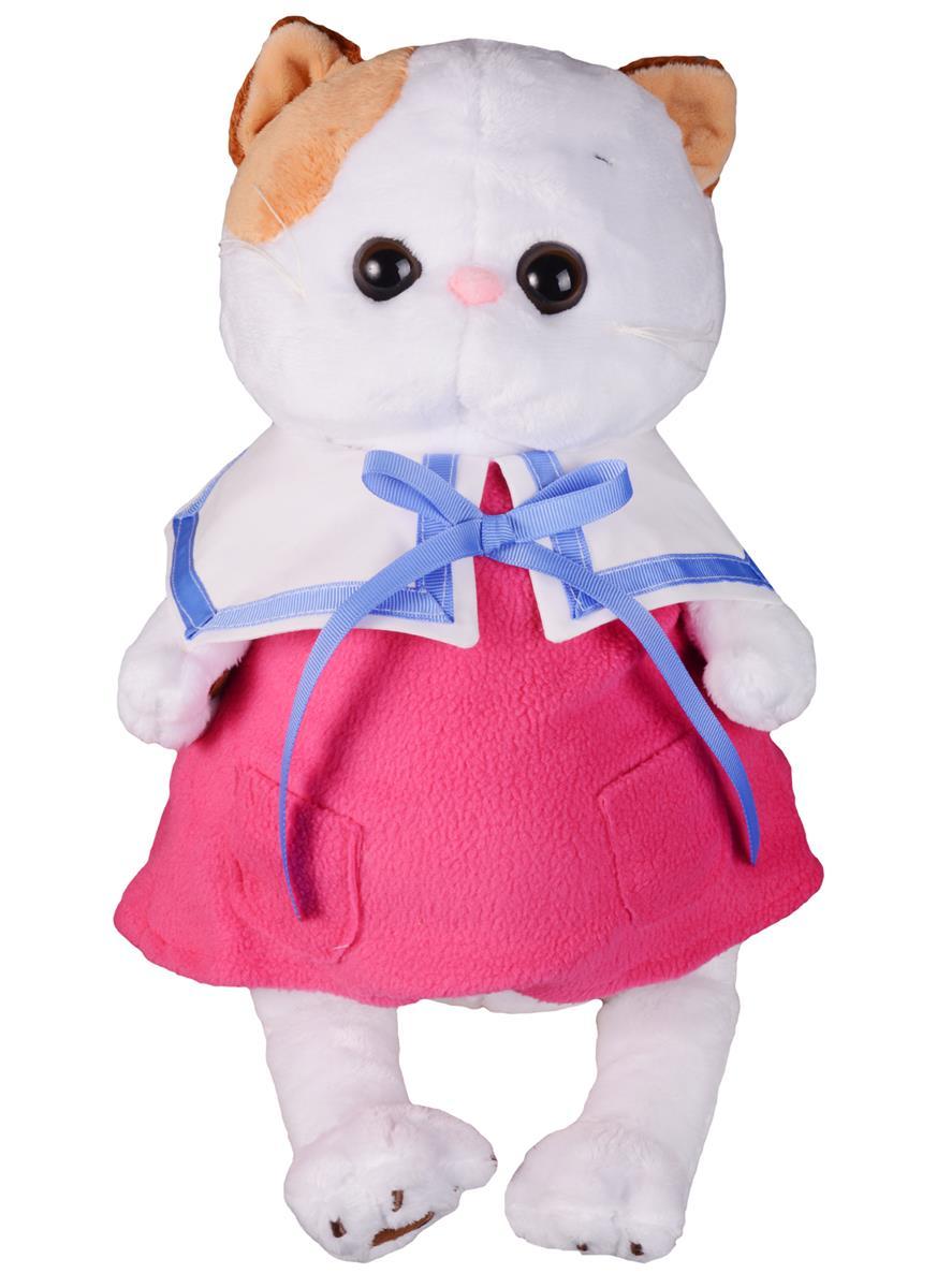 Мягкая игрушка Ли-Ли в морском платье (27 см)