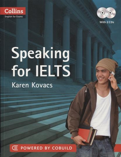 Kovacs K. Speaking for IELTS (+2 CD) cerruti 1881 cra009a211i