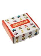 Домино. Игрушки. (28 элементов) (3+) (коробка)