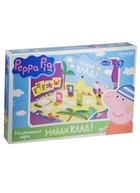 Настольная игра Найди клад! (Peppa Pig) (3+)
