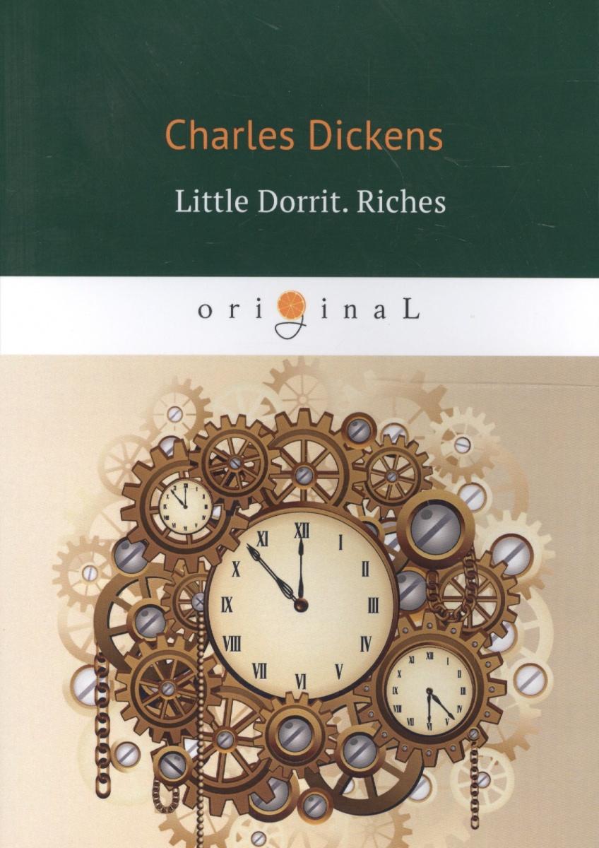 Dickens C. Little Dorrit. Riches. Book The Second ingelman sundberg c the little old lady behaving badly