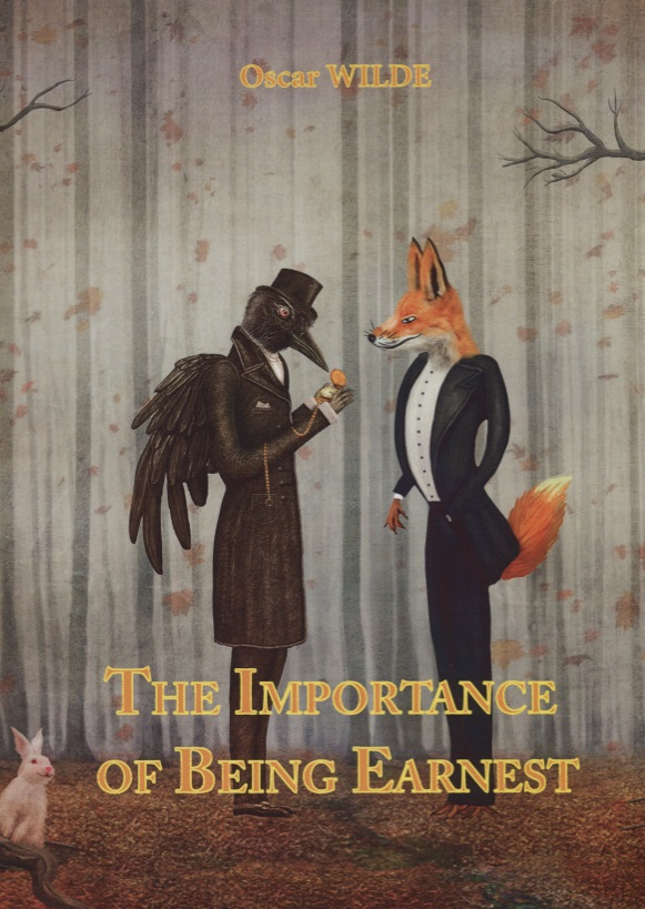 Wilde O. The Importance of Being Earnest the importance of being earnest and other plays