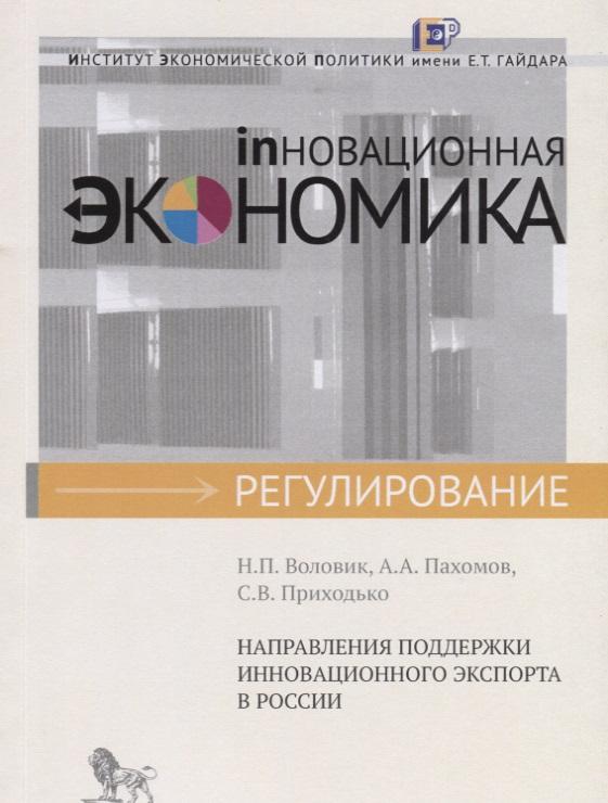 Направления поддержки инновационного экспорта в России