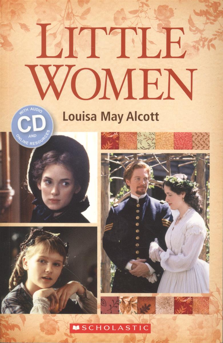 Alcott L. Little Women. Level 1 (+СD) зонты