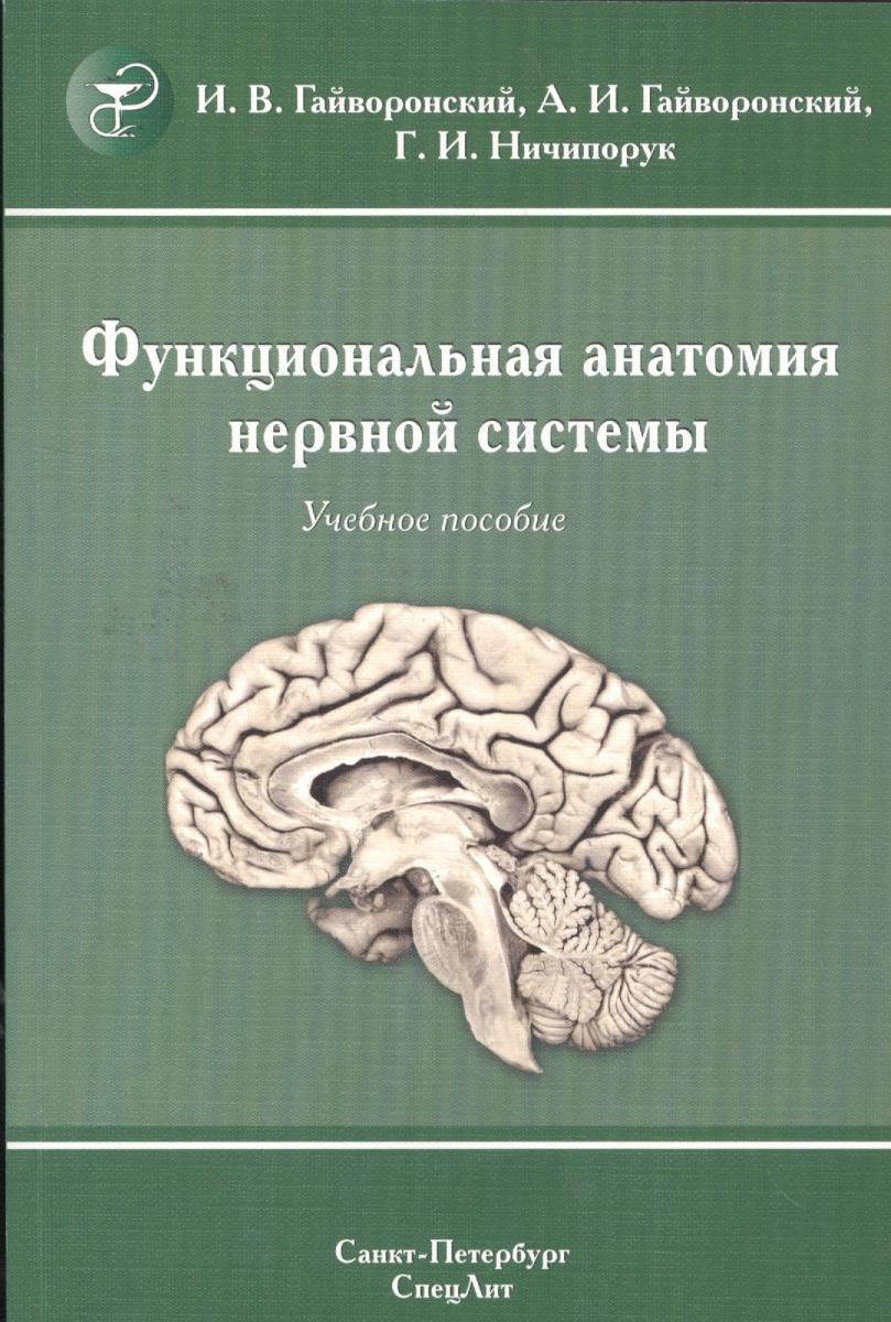 Гайворонский И., Гайворонский А., Ничипорук Г. Функциональная анатомия нервной системы. Учебное пособие книги эксмо нижняя конечность функциональная анатомия