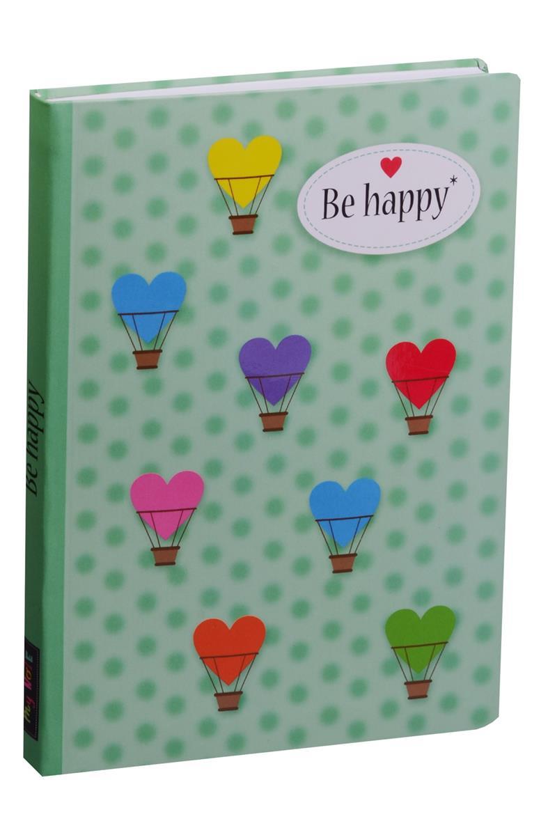 Блокнот Be happy