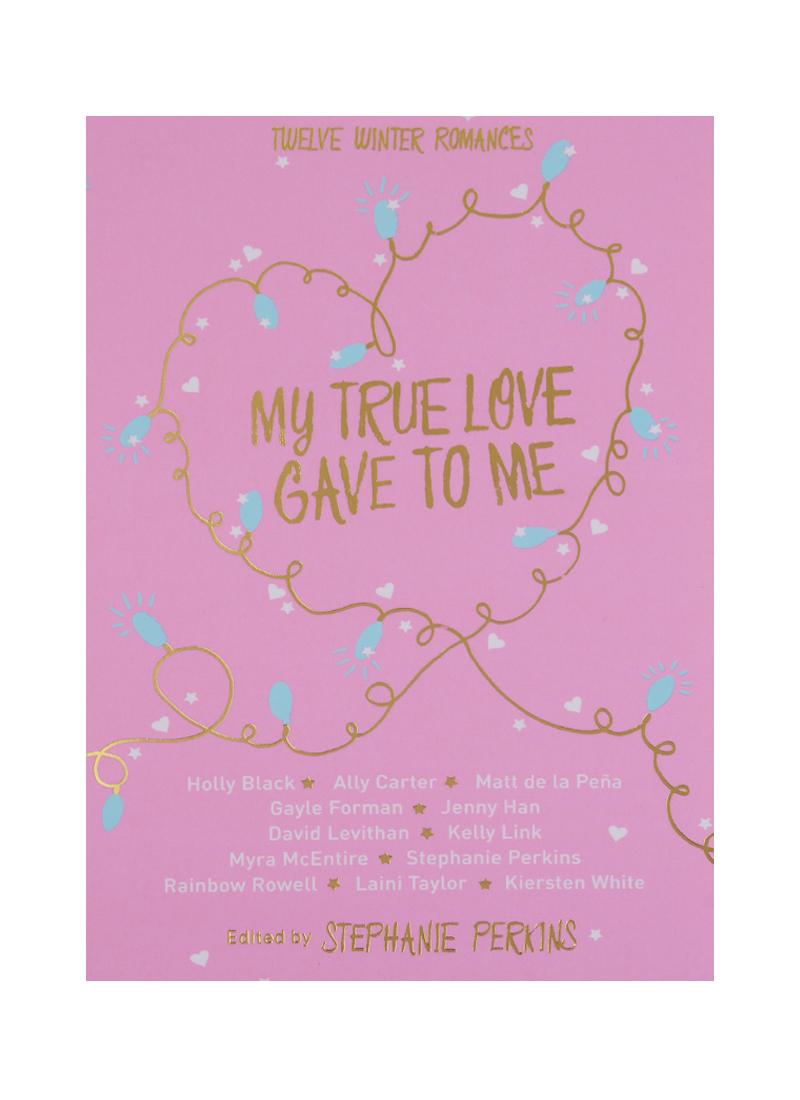Black H., Carter A., Froman G. и др. My True Love Gave to Me caviar jewellery браслет true love