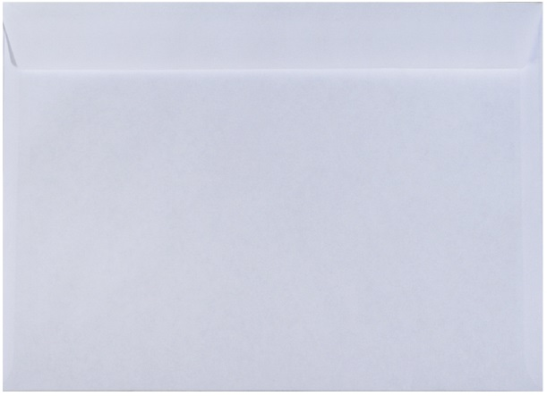 Конверт белый, 162х229мм, 25 шт.