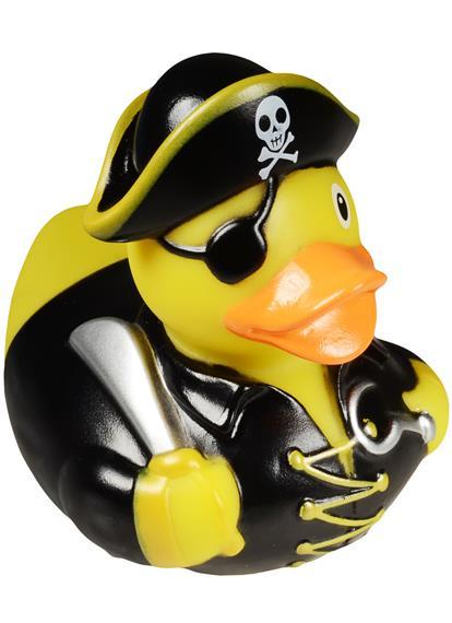 Уточка пират