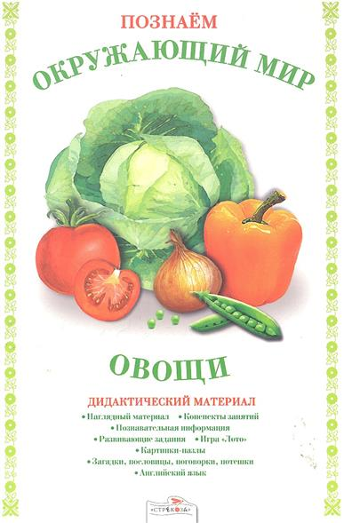 Овощи Дидакт. матер.