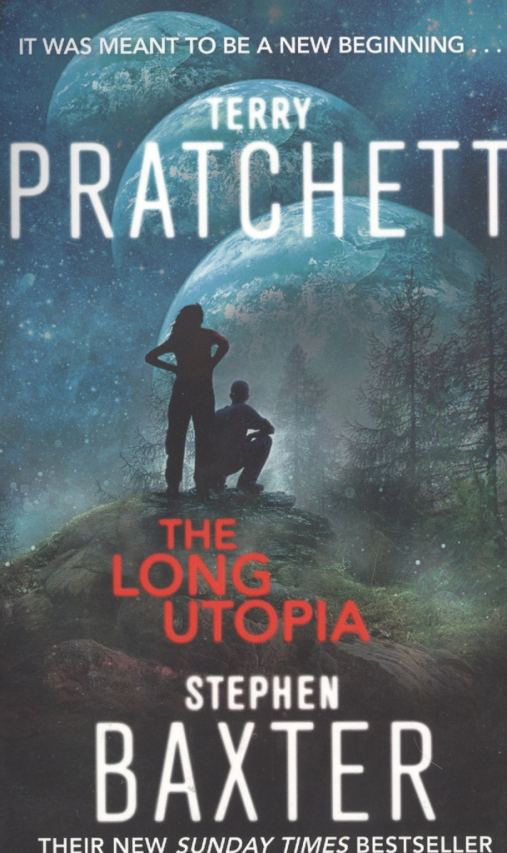 Pratchett T., Baxter S. The Long Utopia terry pratchett unseen academicals