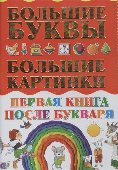 Резько И. Первая книга после букваря. Большие буквы. Большие картинки первая книга чтения после букваря